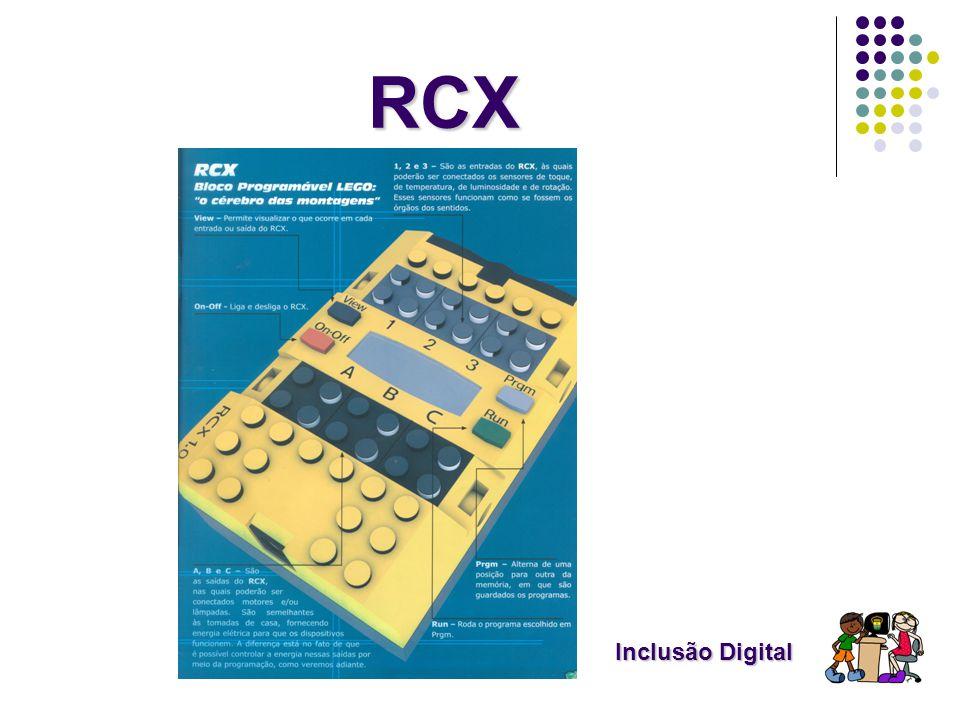 Inclusão Digital Inclusão Digital RCX