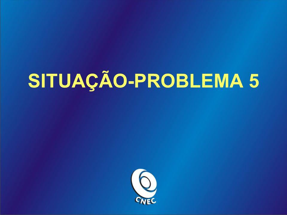SITUAÇÃO-PROBLEMA 5