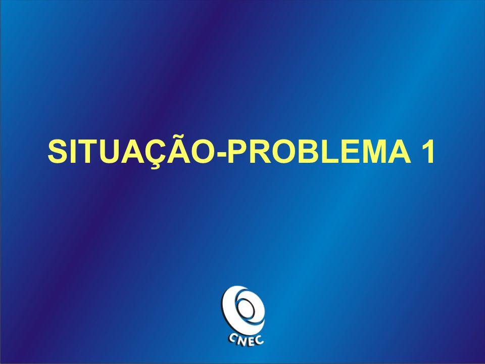 SITUAÇÃO-PROBLEMA 1