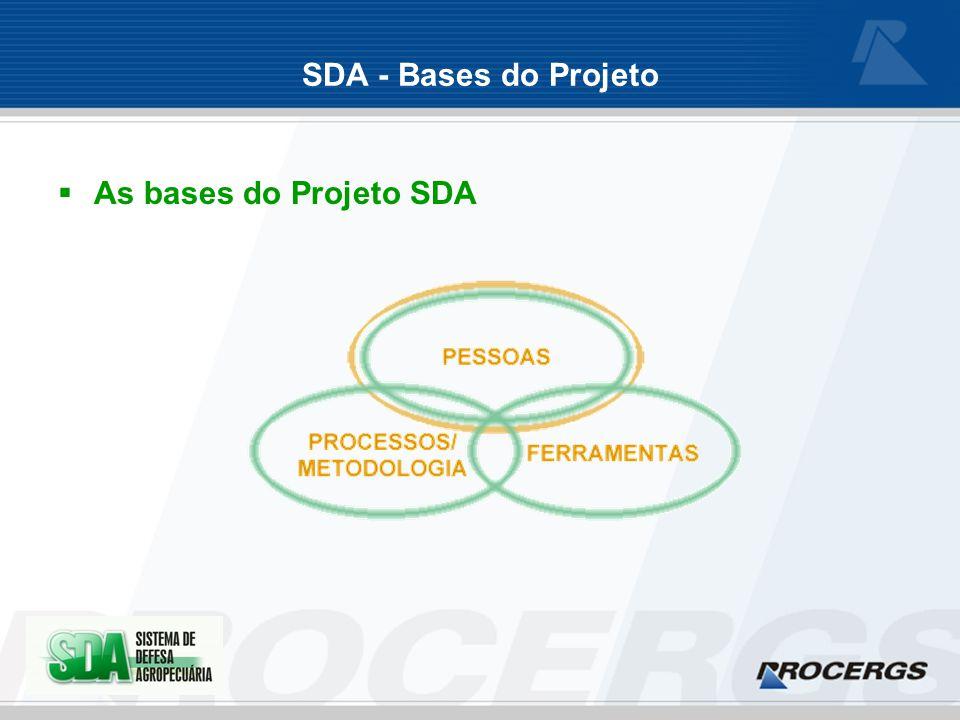 SDA - Processos / Metodologia