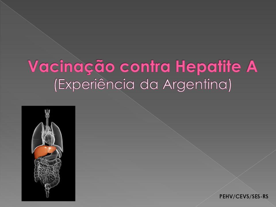 Vírus RNA, não capsulado.Família Picornavírus. Um único sorotipo com várias cepas.