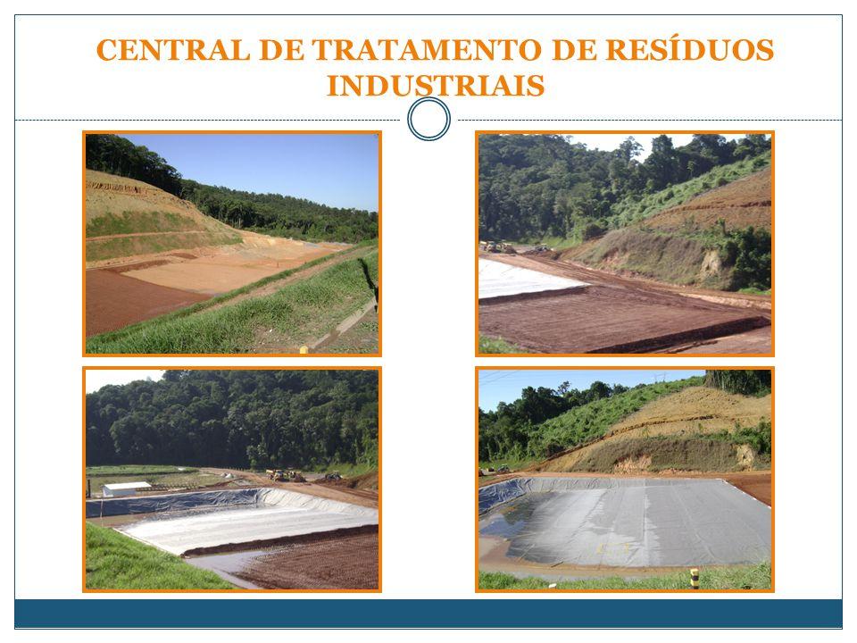CENTRAL DE TRATAMENTO DE RESÍDUOS INDUSTRIAIS