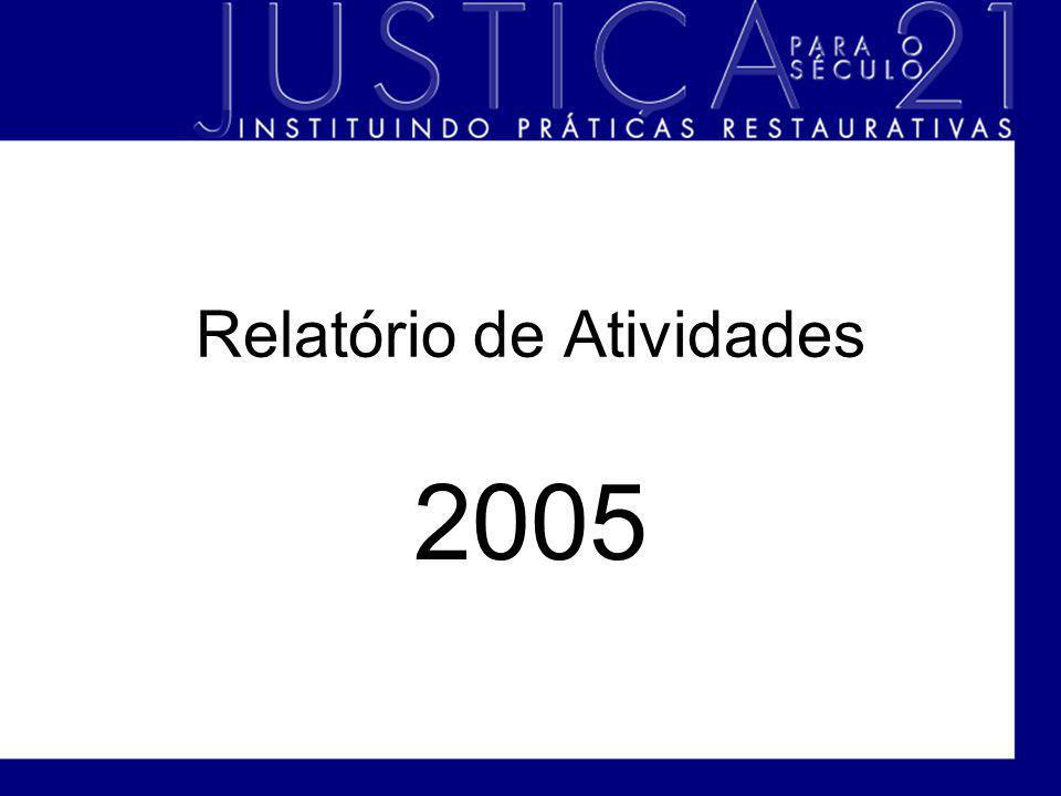 Relatório de Atividades 2005