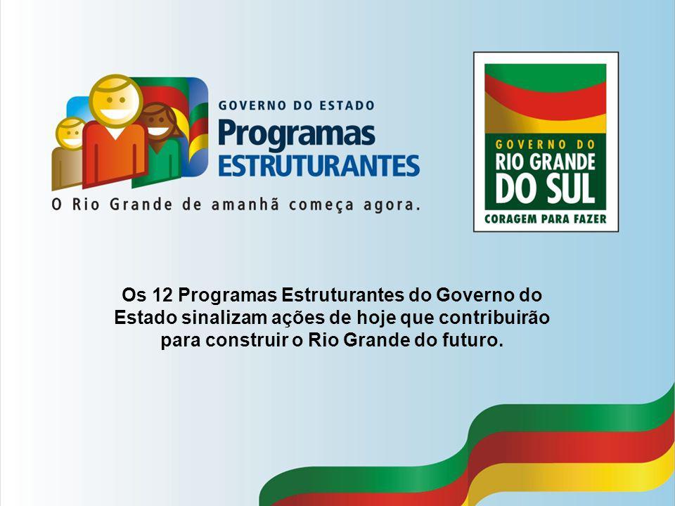 Entrega de obras escolares na E.E.E.F. Thomé Antônio de Azevedo, de São Sebastião do Caí