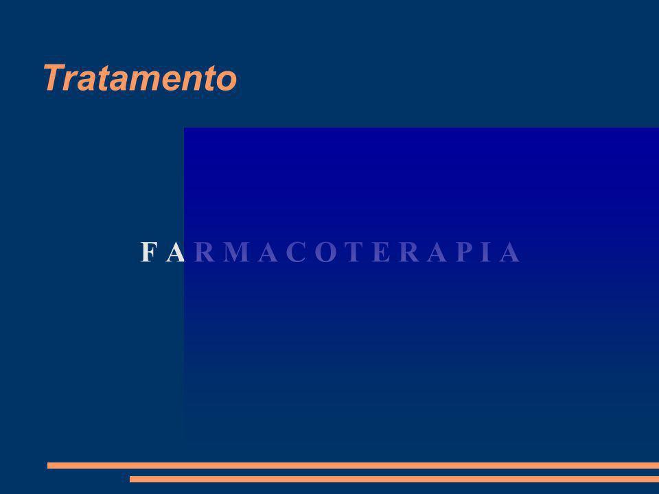 Tratamento: Psicoterapia Modelo Cognitivo-Comportamental Prevê a abstinência da droga Evitação de situações de perigo Treinamento para resistir