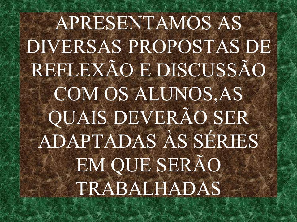 As temáticas propostas nesta publicação enfatizam a ameaça ao patrimônio genético ambiental (biopirataria na Amazônia) e a necessidade de proteger as florestas e a sua biodiversidade.
