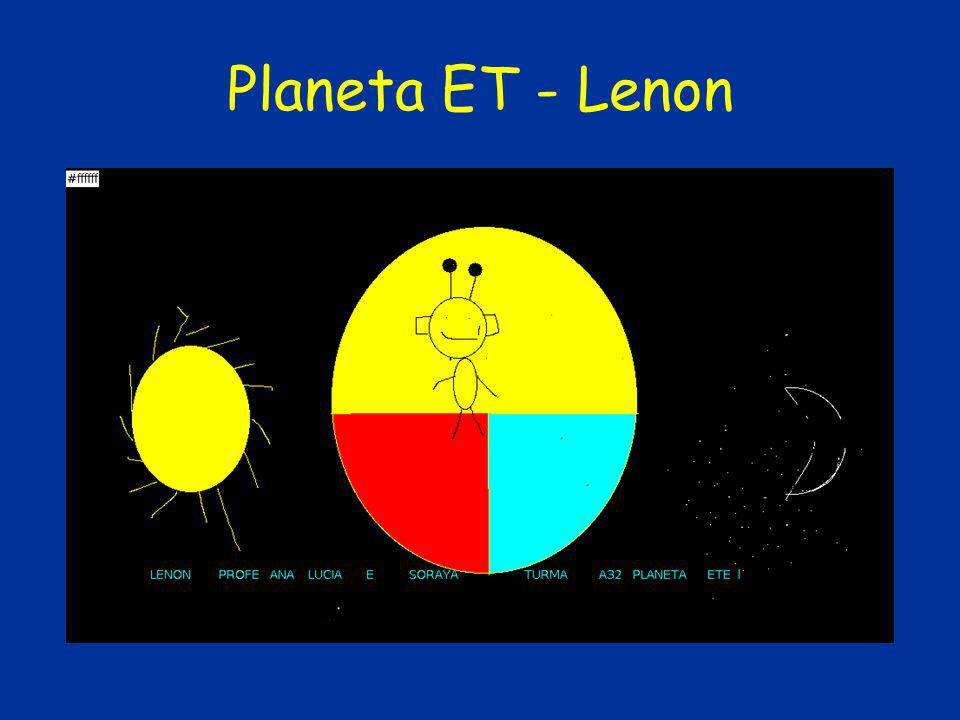 Planeta ET - Lenon