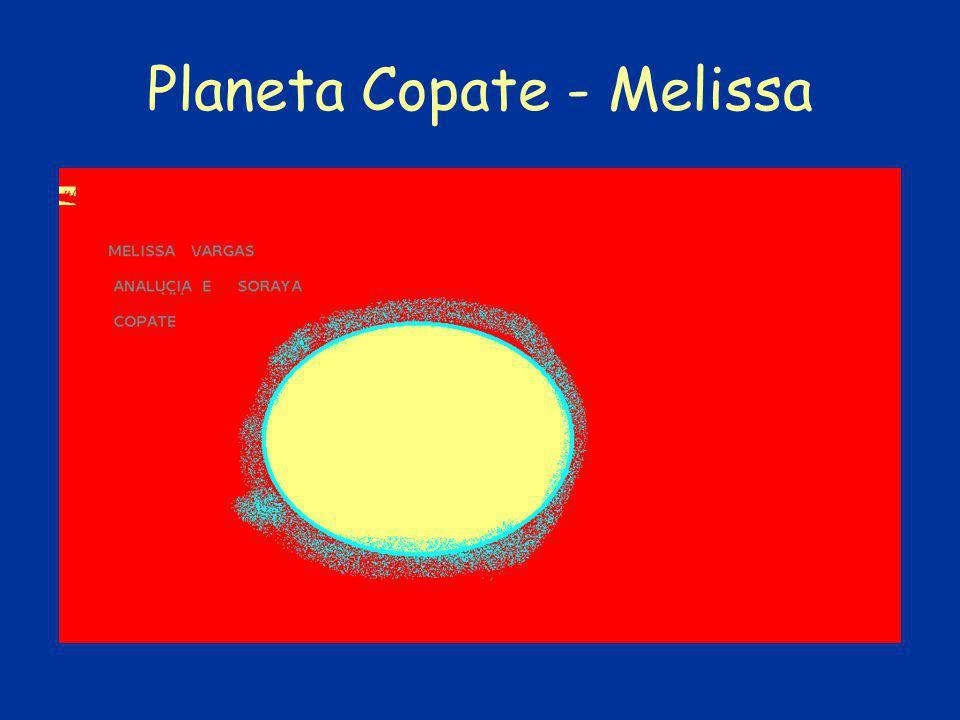 Planeta Copate - Melissa