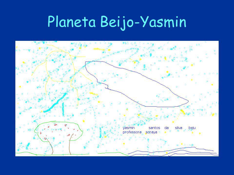 Planeta Beijo-Yasmin