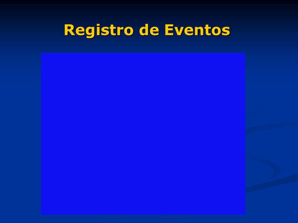 Registro de Eventos