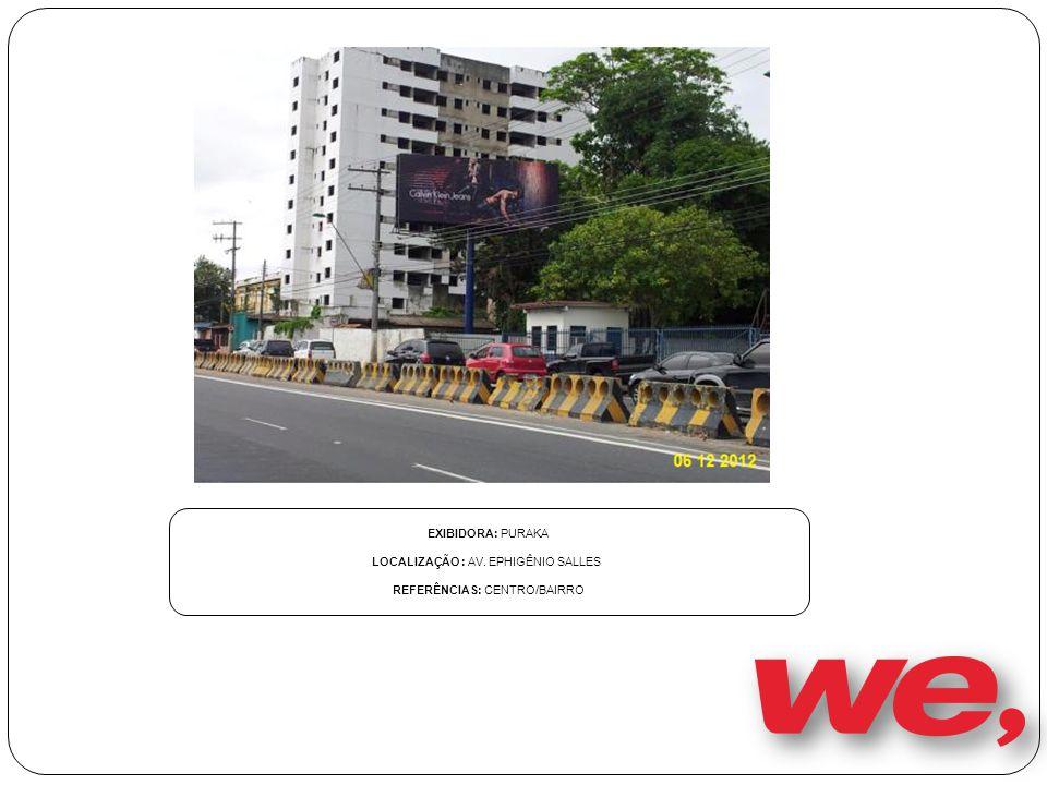 Matriz: Rio de Janeiro Filiais: São Paulo - Brasília Goiânia - Recife - Fortaleza Salvador - Natal - Curitiba Porto Alegre - Belo Horizonte Belém Fones ( 11 ) 3231-6111 Fax: (11) 3231-6121 Claudete Silva Fone: (11) 9165-1611 claudete.silva@pereiradesouza.com.br Regiane Santiago Fone: (11) 3231-6122 regiane.santiago@pereiradesouza.com.br MÍDIA EXTERIOR NÚCLEO SÃO PAULO