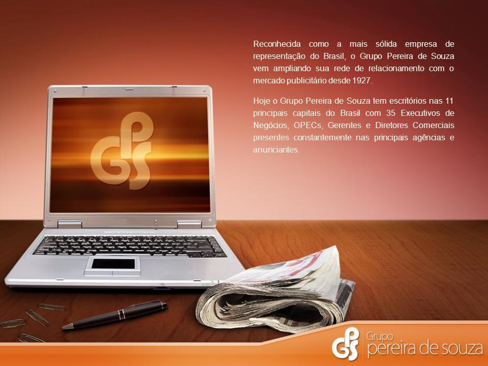 Reconhecida como a mais sólida empresa de representação do Brasil, o Grupo Pereira de Souza vem ampliando sua rede de relacionamento com o mercado pub