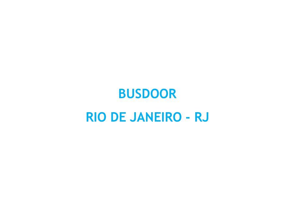 BUSDOOR RIO DE JANEIRO - RJ