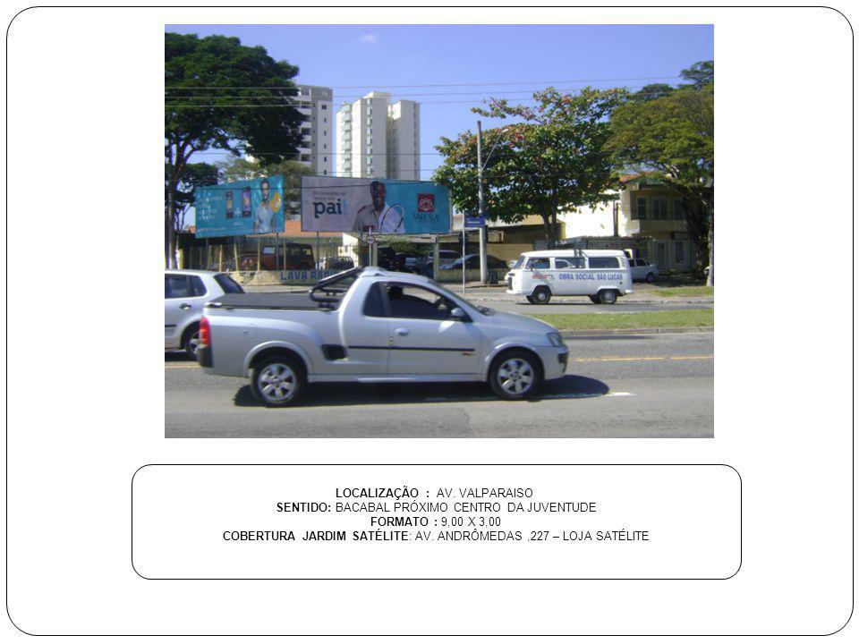 PAINEL - ILUMINADO PRAÇA: ACESSO CAMPOS DO JORDÃO