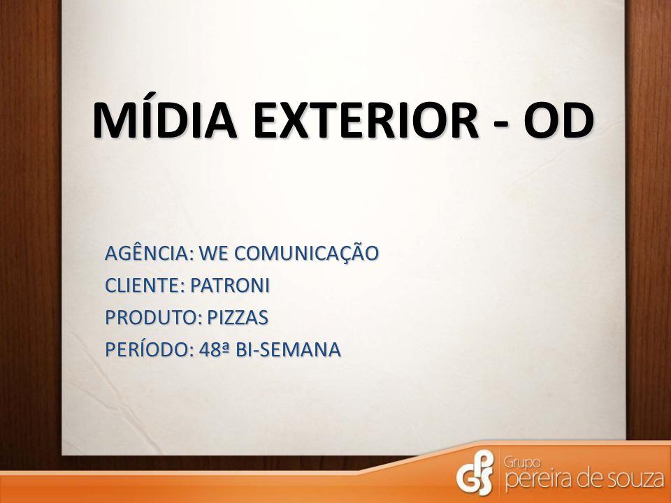 Praça: Guaratinguetá (SP) Exibidora: Rede Difusora Endereço: Av.