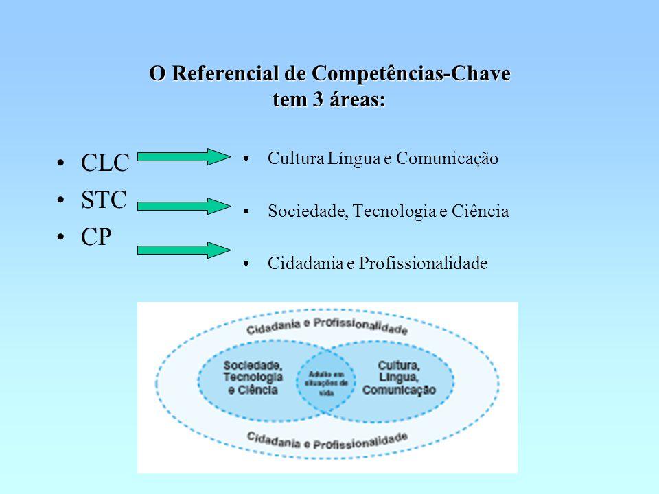 Em CP há oito núcleos geradores Direitos e Deveres Complexidade e Mudança Reflexividade e Pensamento Crítico Identidade e Alteridade Convicção e Firmeza Ética Abertura Moral Argumentação e Assertividade Programação