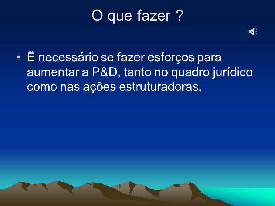 Para onde vamos? O Brasil tem condições de dar um salto tecnológico em áreas selecionadas de informática, telecomunicações e suas aplicações. O Brasil