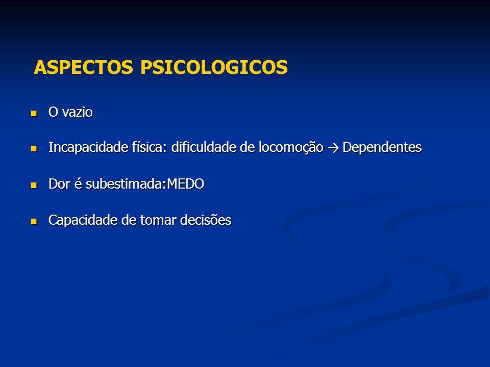 PRINCIPAIS CAUSAS Artropatias: * Degenerativas Artropatias: * Degenerativas Síndrome Dolorosa Miofascial Síndrome Dolorosa Miofascial Dor Lombar Dor Lombar Neuropatias Periféricas: Diabetes e Herpes-zóster Neuropatias Periféricas: Diabetes e Herpes-zóster Neoplasias Neoplasias Isquêmicas Isquêmicas Dor Princípios e Prática; Neto AO, 2009