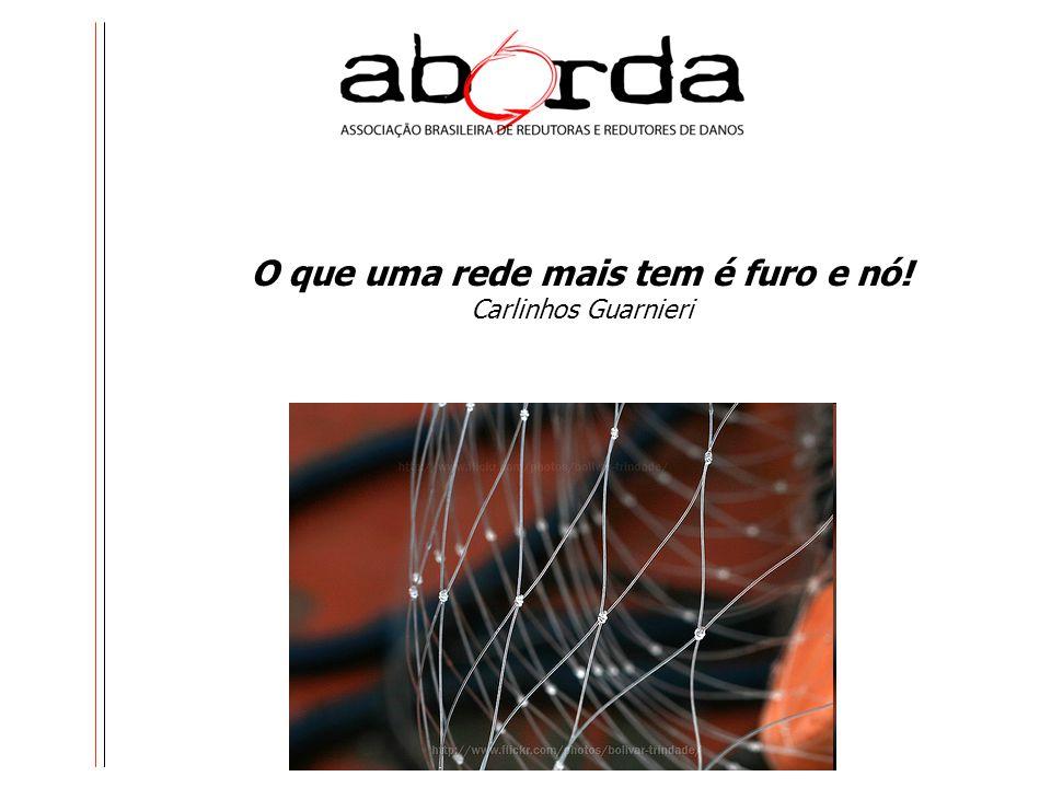 Advocacy e Formação Politica 2 Encontros de Formação 7 Encontro da ABORDA – Santo André/Ribeirão Pires Realização de eventos regionais (Encontros de RD - Norte, Centro Oeste) Participação em instâncias de Controle Social Plataforma Politica