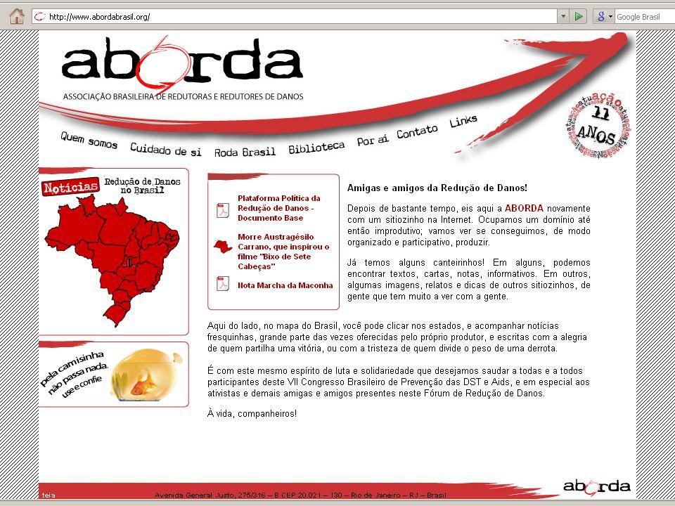 Site Aborda – RoDa Brasil