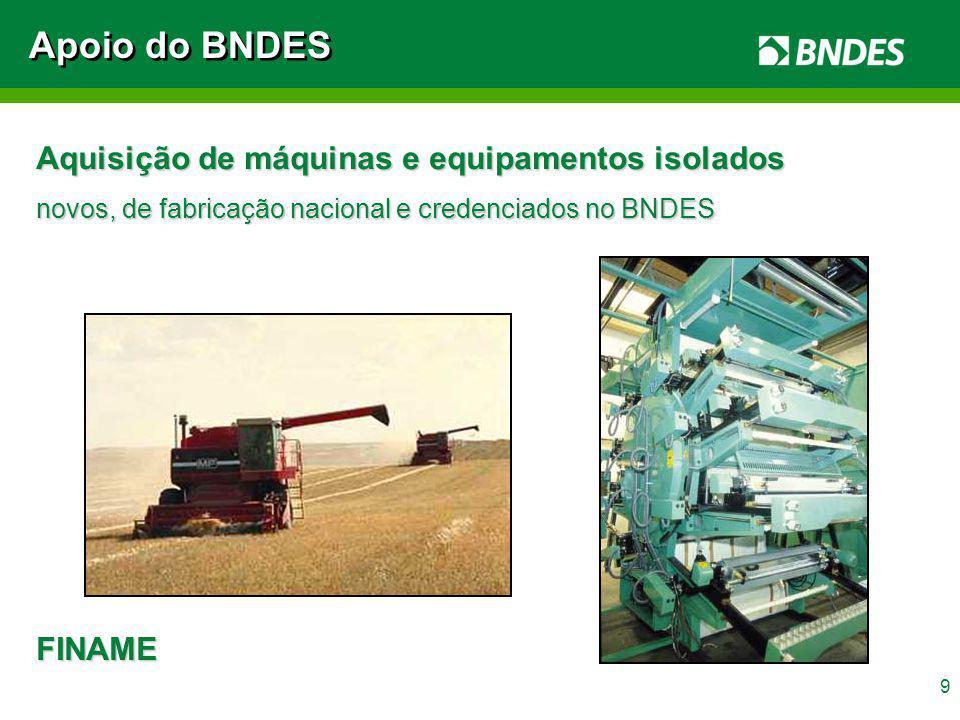 30 Portal do BNDES-exim na Internet