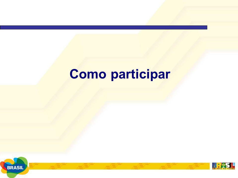 Como participar