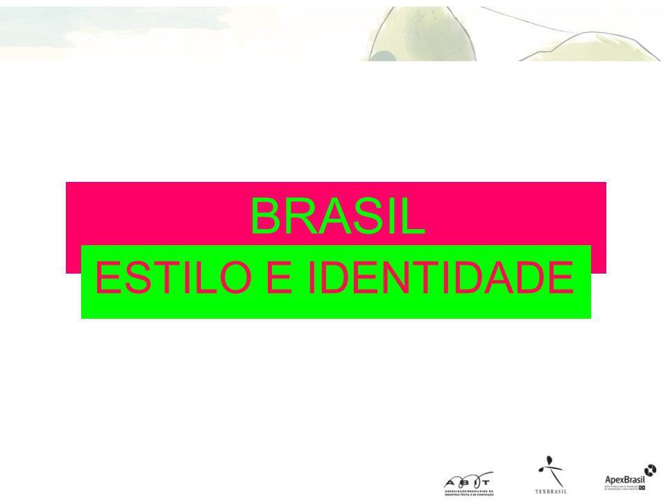 BRASIL ESTILO E IDENTIDADE