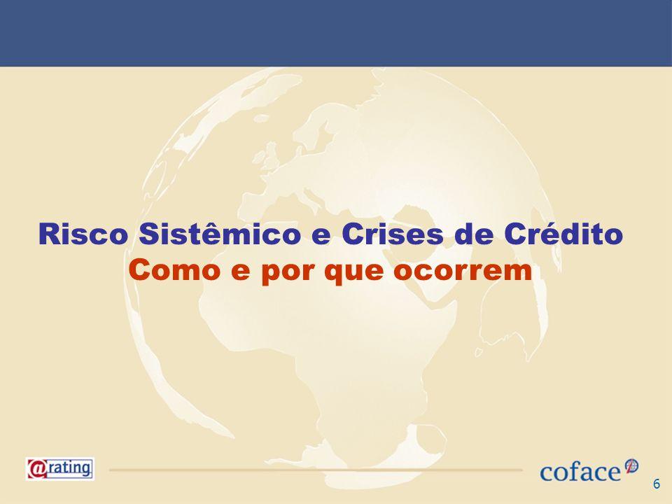 6 Risco Sistêmico e Crises de Crédito Como e por que ocorrem