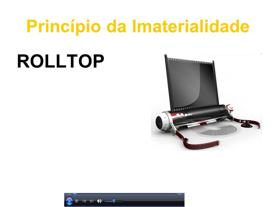 Princípio da Imaterialidade ROLLTOP