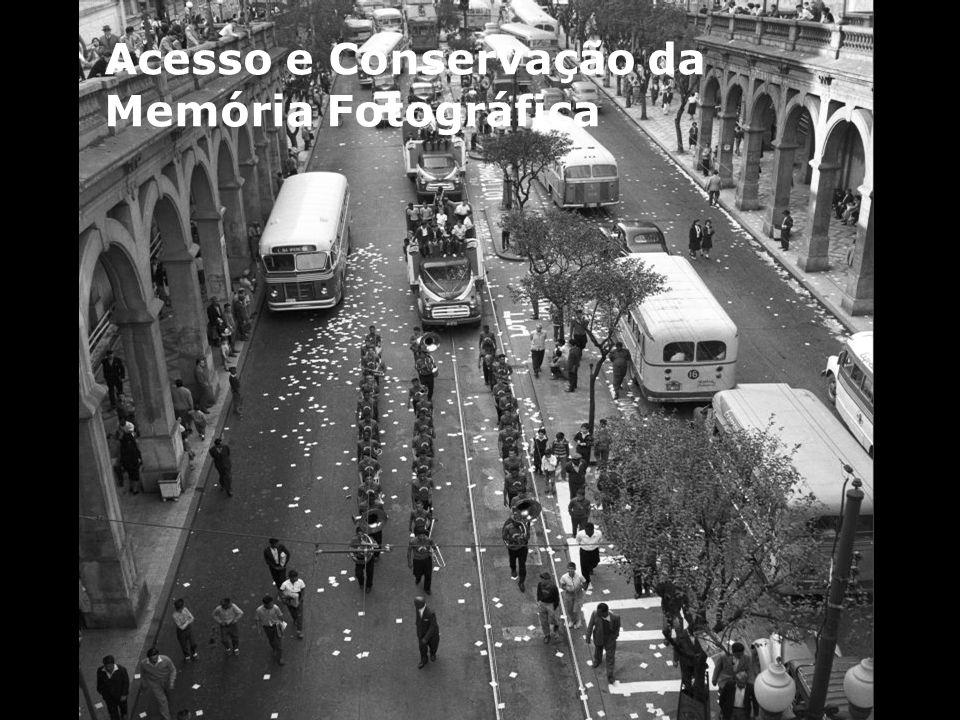 Acesso e Conservação da Memória Visual de Porto Alegre Acesso e Conservação da Memória Fotográfica