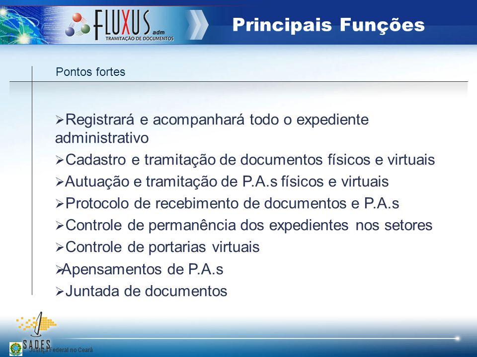 Implantação do Sistema Implantação do sistema em todas as áreas, através de treinamento por área.
