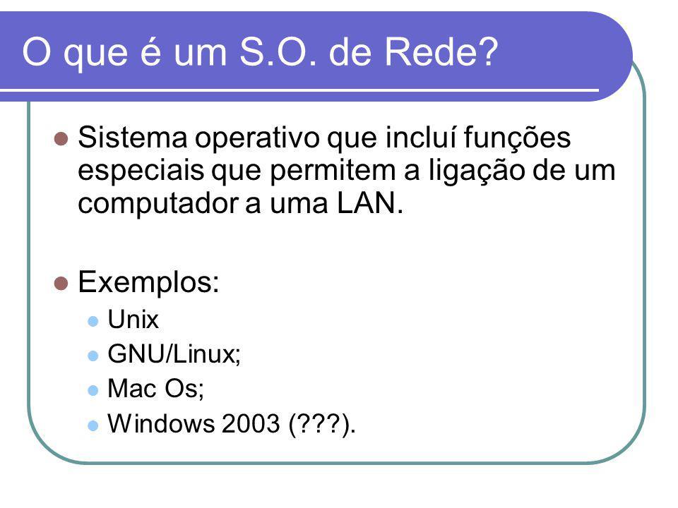 Caminhos e os Comandos Exemplo com o comando cd: cd /usr Mudar para a directoria usr na raiz; cd usr Mudar para a directoria usr que existe dentro da pwd; cd..
