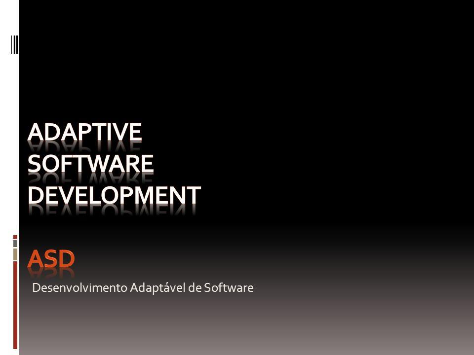 Desenvolvimento Adaptável de Software
