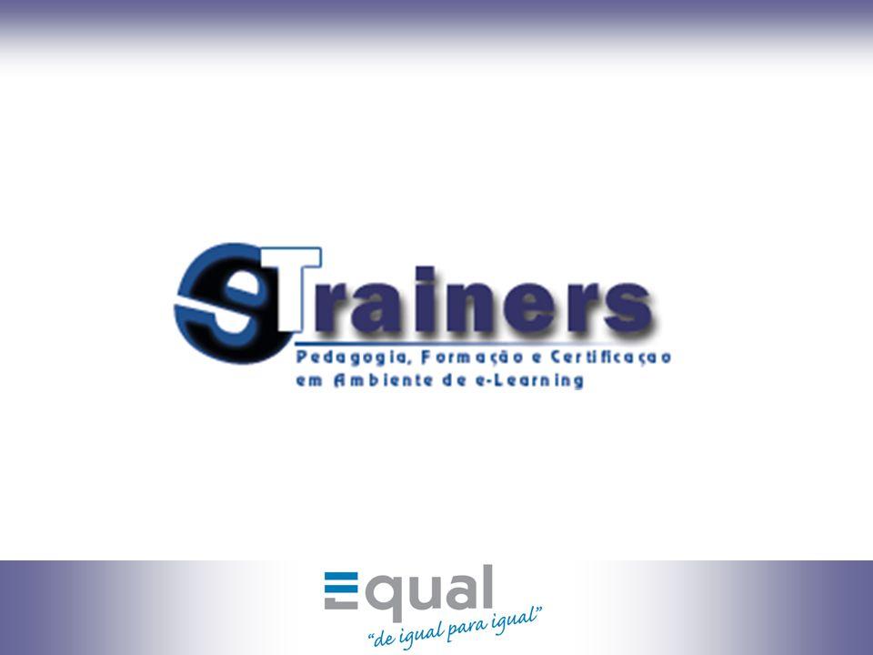 2 Objectivo Geral Promover a pedagogia, a formação e a certificação dos Formadores de formação a distância