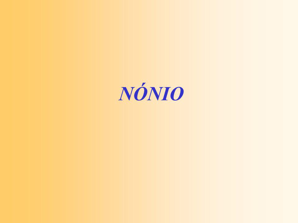NÓNIO