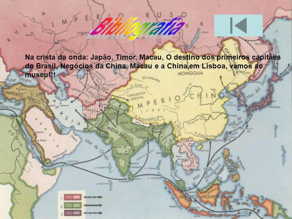 Podemos concluir que ÁSIA foi um país importante para Portugal e que para além dos produtos herdamos também palavras asiáticas na nossa língua.
