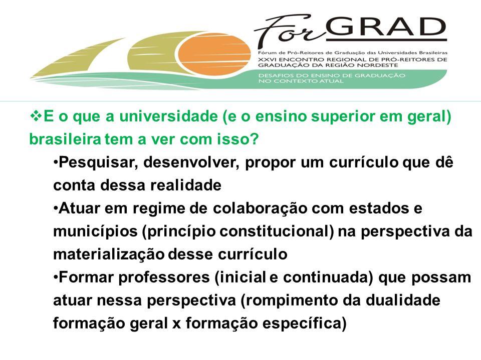 E o que a universidade (e o ensino superior em geral) brasileira tem a ver com isso.
