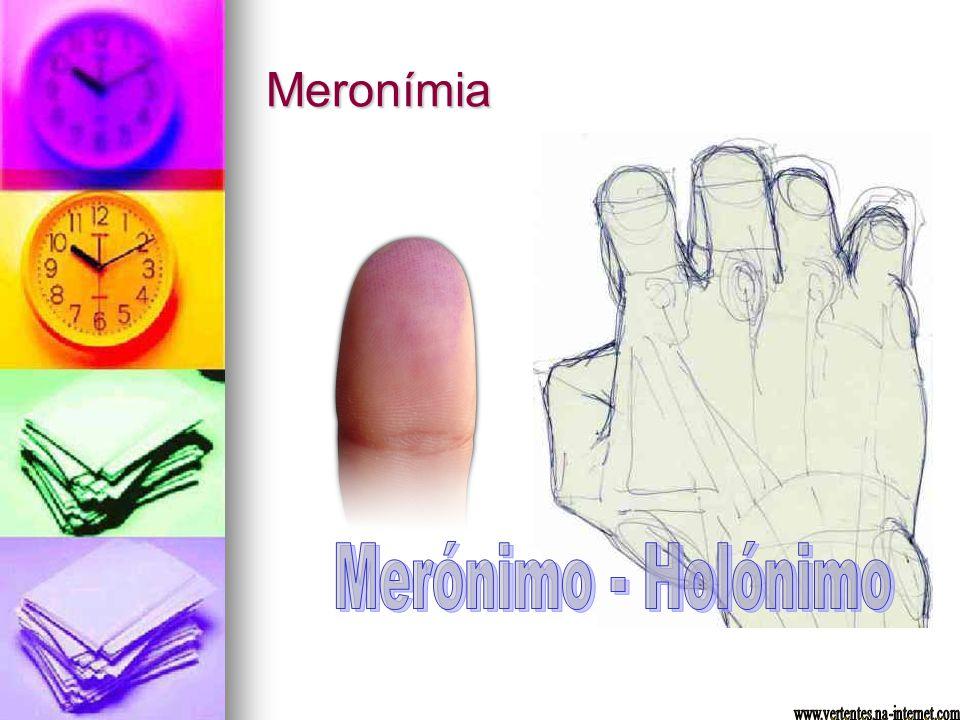 Meronímia