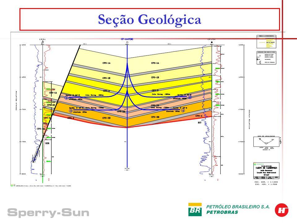 Seção Geológica