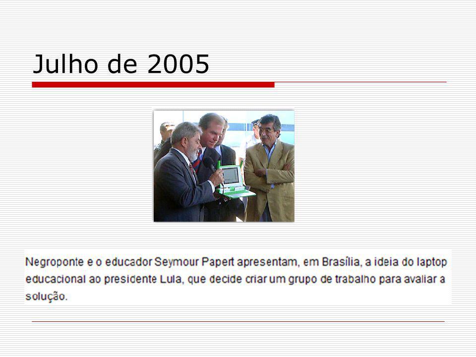 Julho de 2005