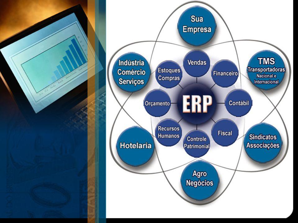 Os sistemas ERP necessitam de um alto investimento aliado a tempo, dedicação e colaboração durante a implantação.