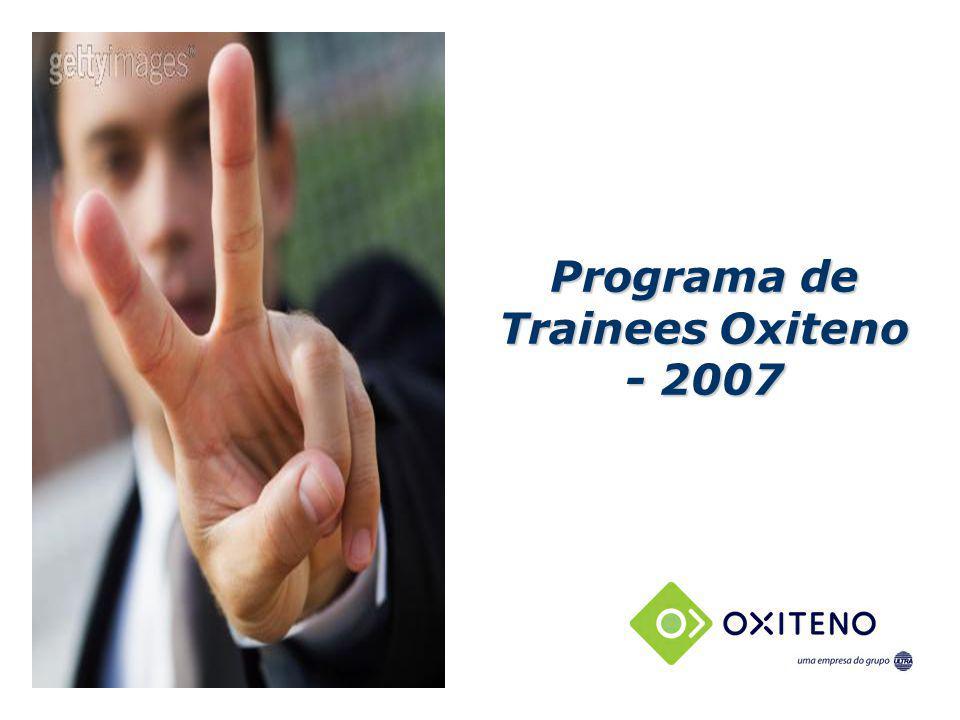 A Oxiteno desenvolve o programa desde 1989, com o objetivo de atrair talentos que tragam resultados e contribuam para o crescimento da organização.