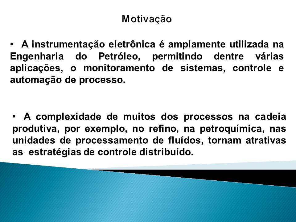 A complexidade de muitos dos processos na cadeia produtiva, por exemplo, no refino, na petroquímica, nas unidades de processamento de fluídos, tornam atrativas as estratégias de controle distribuído.