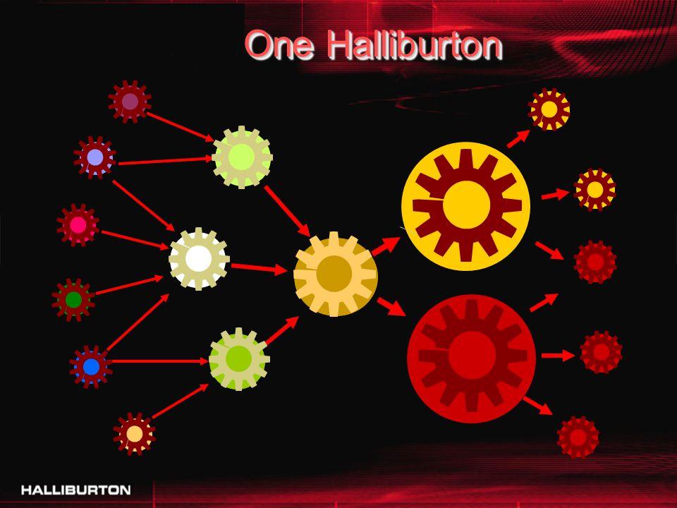 One Halliburton