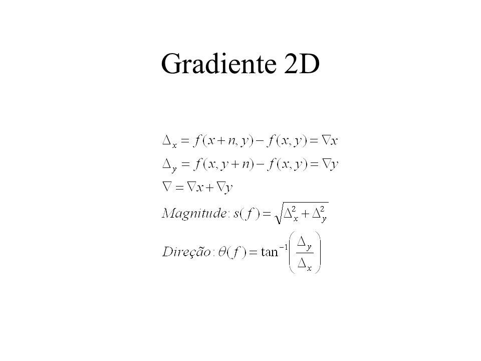Shape from shading Para uma superfície suave, ambos termos devem ser pequenos; o objetivo é minimizar o erro num ponto: E(x,y)= ( I(x,y) – R(p,q)) 2 + (p x 2 +p y 2 +q x 2 +q y 2 ) Onde o multiplicador de Lagrange incorpora a restrição de suavidade.