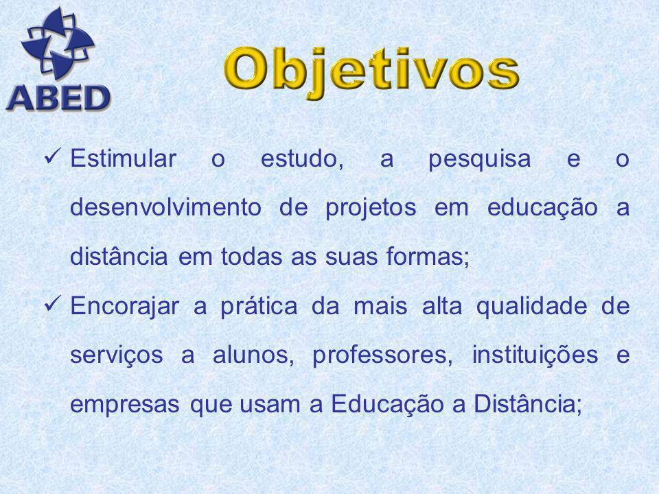 A ABED foi fundada em 31 de junho de 1995, possuindo atualmente 2200 sócios, distribuídos entre os estados brasileiros. A ABED é membro da Sociedade B