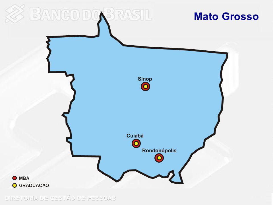 Mato Grosso MBA GRADUAÇÃO