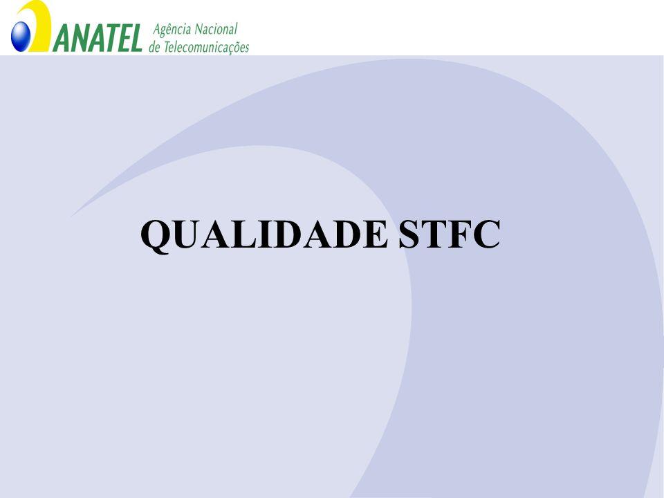 QUALIDADE STFC