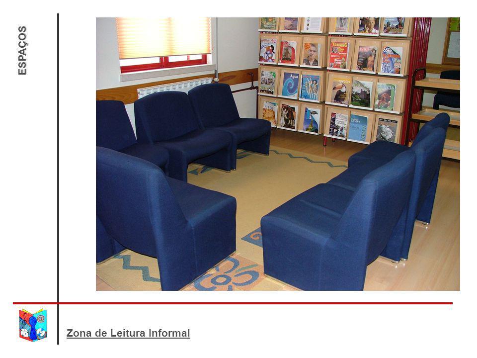 ESPAÇOS Zona de Leitura Informal