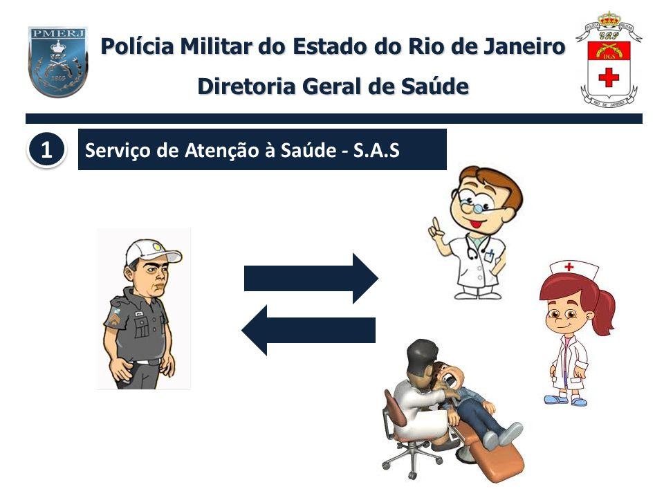 Polícia Militar do Estado do Rio de Janeiro Diretoria Geral de Saúde Agendamento por telefone deficiente 3 3 Call Center
